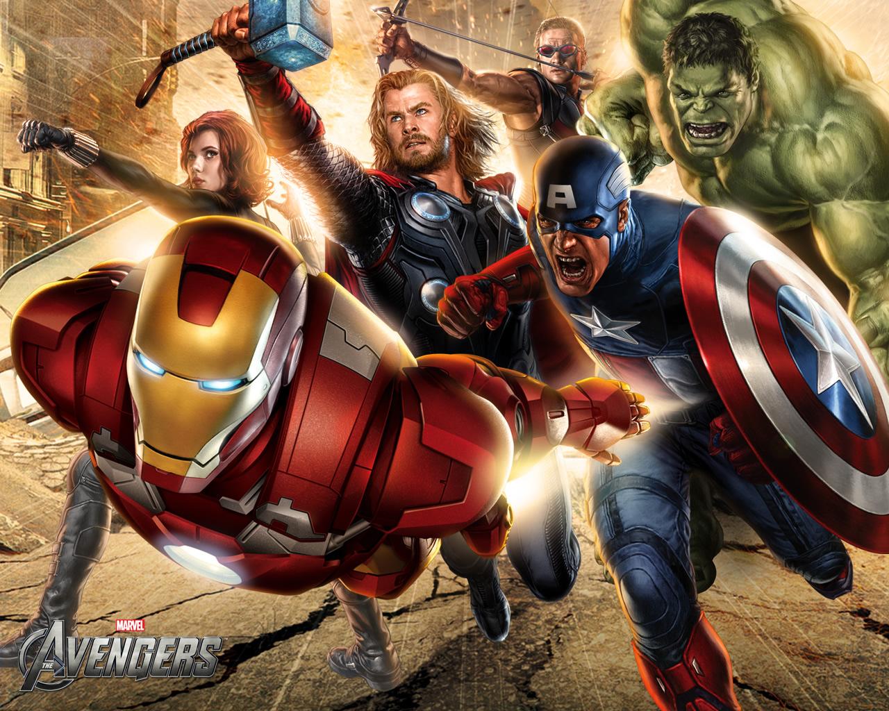 Popular Wallpaper Home Screen Marvel - avengers_background_10_0  Image_29513.jpg